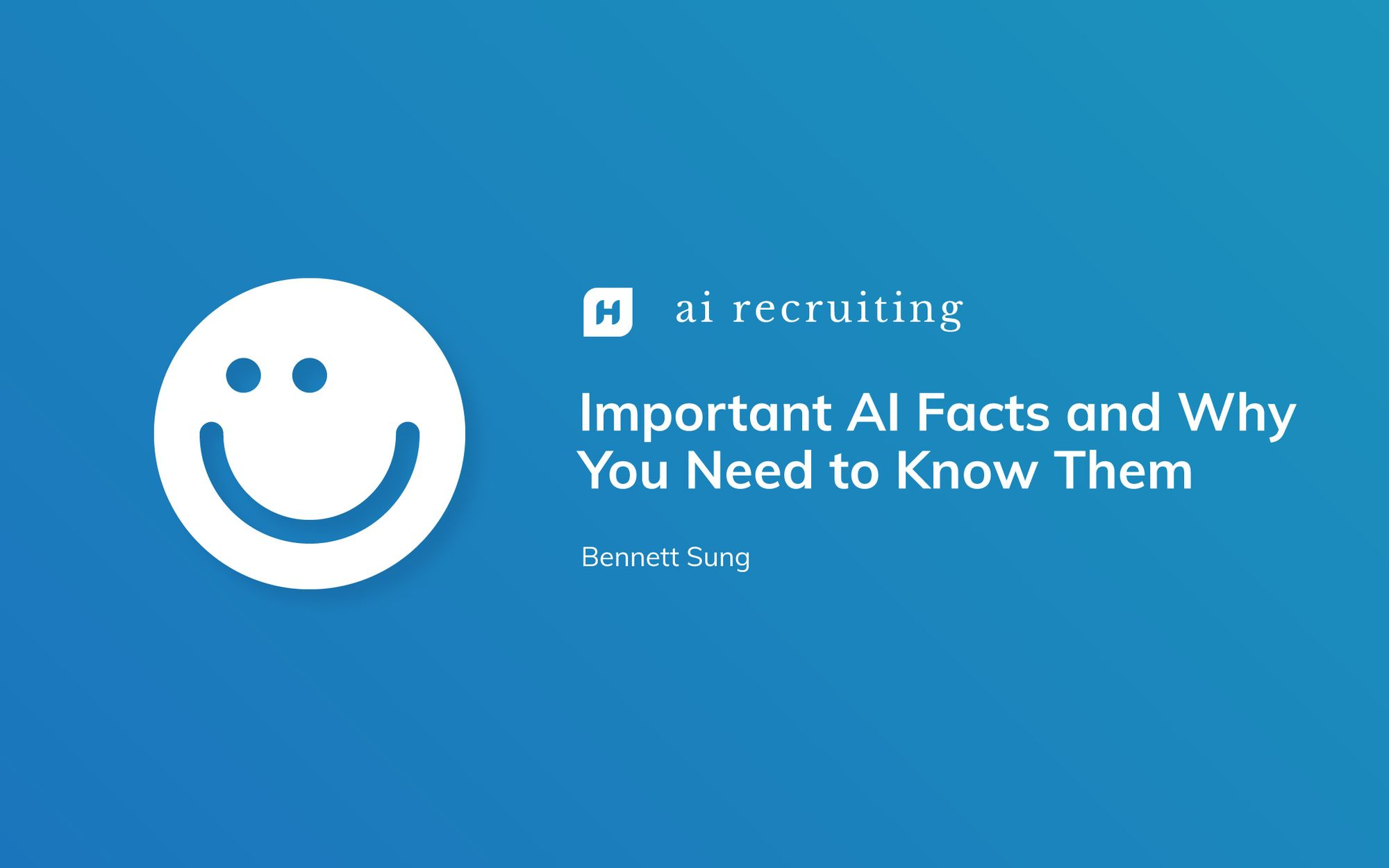 Important AI Facts and Why You Need to Know Them